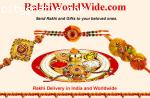 Wish Happy Rakhi with Gifts and Loads of