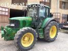 Tracteur agricole JOHN DEERE 6420