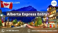 Alberta Express Entry Program(AINP)