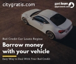 Bad Credit Car Loans Regina – Any credit