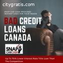 Bad Credit Car Loans Vancouver