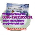 Benzocane 94-09-7 benzocaine crystal