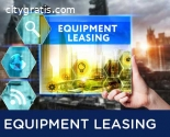 Best In Class Equipment Leasing Service
