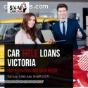 Borrow money against your vehicle with C