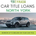 Borrow money with Car Title Loans North