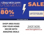 Browse Area Rugs Online with Amazing Dea