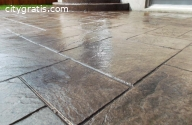 Calgary Stamped Concrete Experts