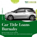 Car Title Loans Burnaby to borrow money