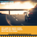 Car Title Loans In North Shore