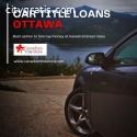 Car Title Loans Ottawa to borrow money a