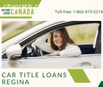 Car Title Loans Regina for any kind of f