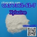 CAS 7361-61-7 Xylazine  wickr:wendy520