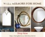 Designer Wall Mirrors on Sale