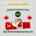 Dinero ahora disponible para Canadá / Mo