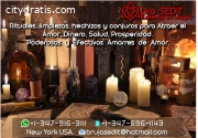 DOCTORA SEDIT - AMARRES Y HECHIZOS