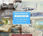 Dream Bedroom Sale to Shop Rugs