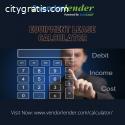 Equipment Lease Calculator By Vendor Len
