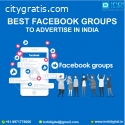Facebook groups to advertise in India