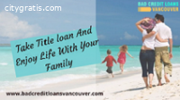 Fulfill Your Family Dream With Title Loa