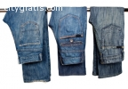 Get 40% discount on all branded Jeans an