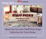 Get Big Discount on Favorite Area Rugs
