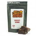 Get Wrecked Edibles – Chocolate Brownie