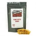 Get Wrecked Edibles – Peanut Butter Crun