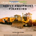 Heavy Equipment Financing in Canada