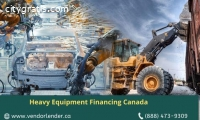 Heavy Equipment Leasing & Finance in CA