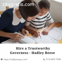 Hire a Trustworthy Governess - Hadley R