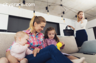 Hire Live-in Nanny for Your Child | Hadl