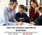 Hire Top Divorce Lawyers in Montreal
