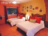 Hospédate en una Suite (Sala amueblada)