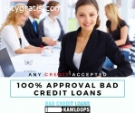 How Bad Credit Loans Campbell Creek prov
