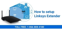 how to Setup Linksys Extender RE4100W?