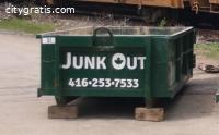 Junk Out: Disposal Bin Rental in Toronto