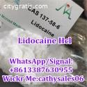 Lidocaine HCL CAS 73-78-9 Raw Powders