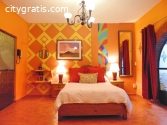 Lodging in suites and rooms Mexico City