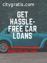Looking for Hassle Free Car Loans?
