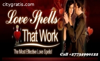 LOST LOVER & MARRIAGE SPELLS CALL; +2767
