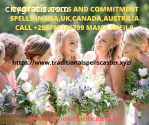 MARRIAGE SPELLS AND COMMITMENT SPELLS