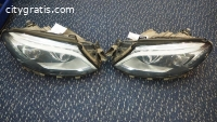 MERCEDES BENZ W292 GLE400 2017 HEADLAMP