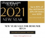 New Year Sale For Designer Rugs