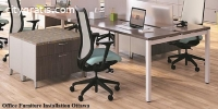 Office Furniture installation Ottawa