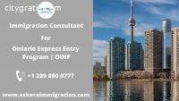 Ontario PNP Express Entry   OINP