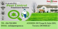 Pest Control Services Mississauga