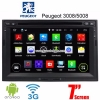 Peugeot 3008 5008 Car Radio Android GPS
