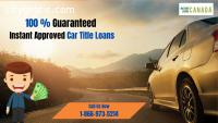Quick Cash With Car Title Loans Moncton