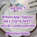 Sell 99.9% Benzocaine CAS 94-09-7