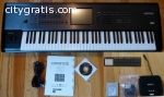 Selling New:- Yamaha Tyros 5 61-Key keyb